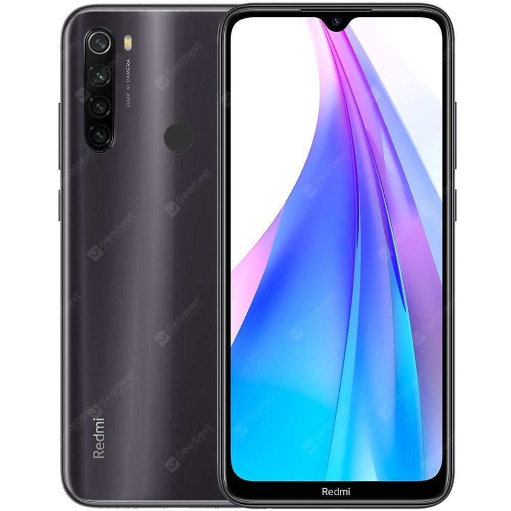 Gearbest Xiaomi Redmi Note 8t 4g Smartphone In 2020 T Mobile Phones Quad Cell Phones For Sale
