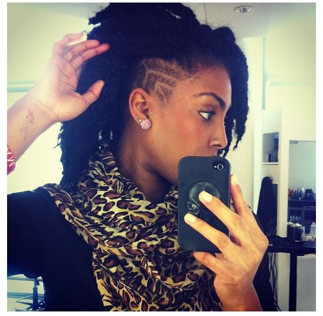 7 Shaved Undercut Natural Hairstyles Shaved Side Hairstyles Natural Hair Styles Hair Styles