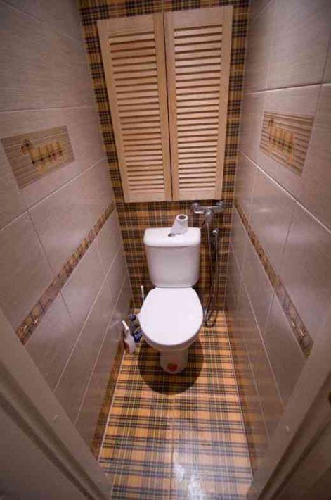 дизайн туалета маленького размера 3