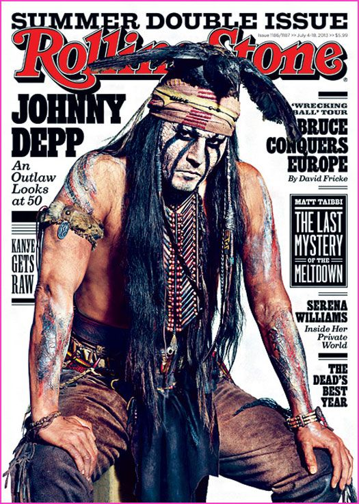 Latest Rolling Stone Covers | Rolling Stone Johnny Depp