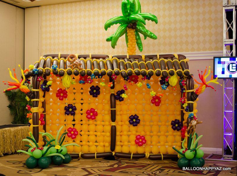 hawaiian decorations - Luau Decorations