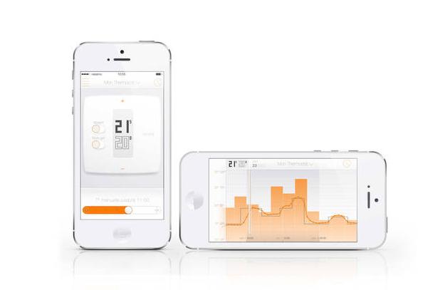 Netatmo S+ARCK - Thermostat by Starck  Ihre Heizdaten und Historie übersichtlich dargestellt  Überwachen Sie Ihren Energieverbrauch. Die App speichert fortlaufend Ihre Innenraum-Temperatur und die Aktivitätsphasen des Heizkessels. ...