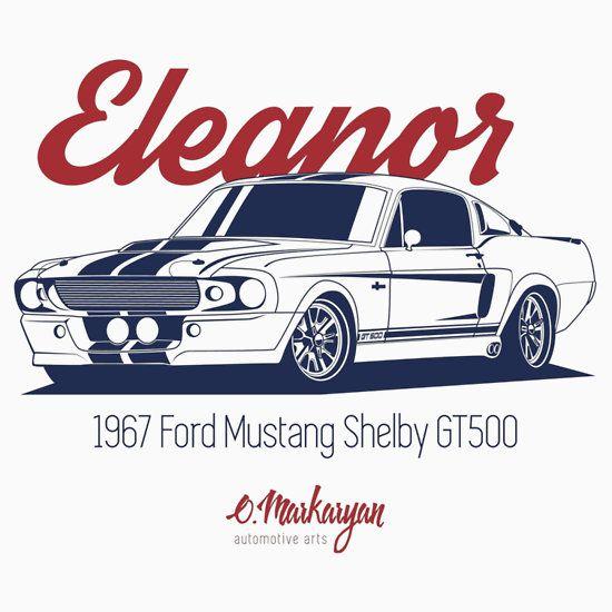 744fbc5ce Mustang Shelby GT500 Eleanor