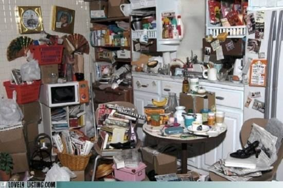 """""""Over here, we have the kitchen. Or the closet. Or, uh, let's move on."""" (Funny real estate photo from cheezburger.com)"""