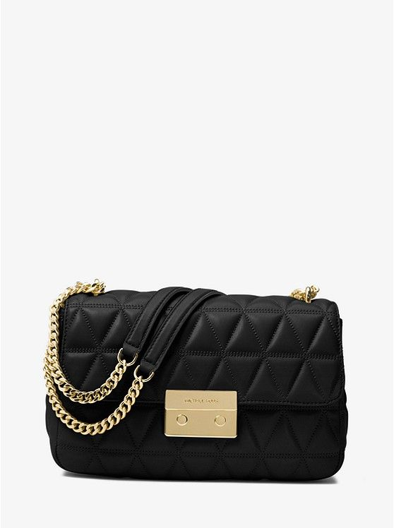 Photo of Sloan Large Quilted-Leather Shoulder Bag [M_0000024] – $59.0…