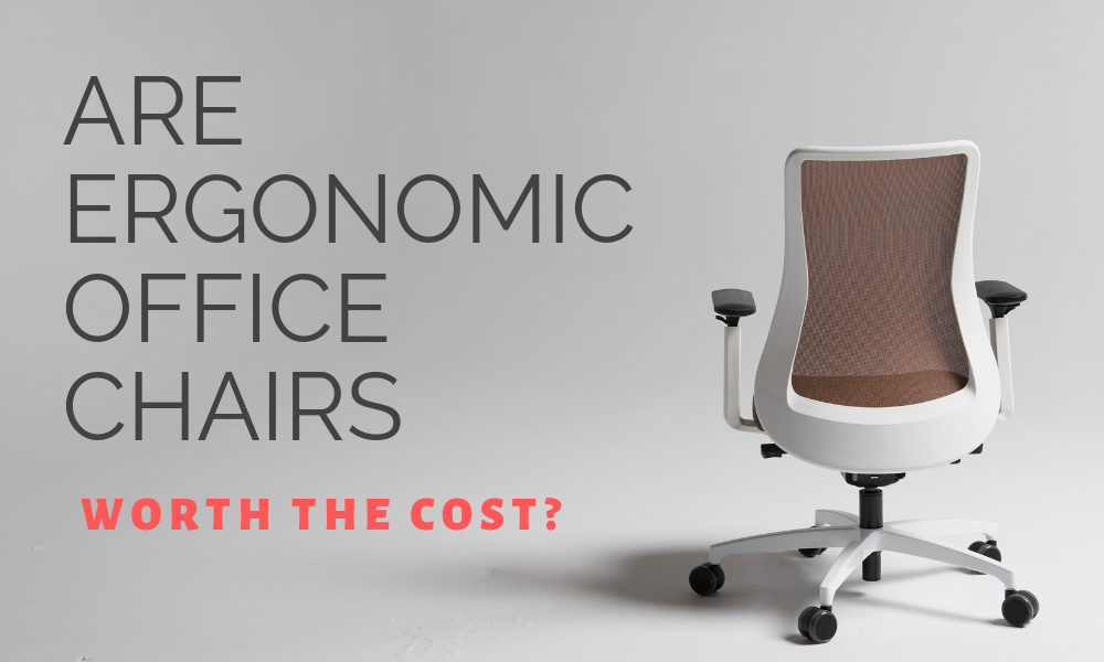 Are Ergonomic Office Chairs Worth The Cost Ergonomic Office