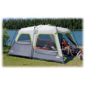 Coleman Signature Outdoor Gear Instant Tent 10 Ten-Person Tent with Rainfly Deals on Pro Shops - Coleman Instant Tent 6 With Rainfly Coupons  sc 1 st  Pinterest & Coleman Instant 10 Tent Signature | Things for Cub Scouts | Pinterest