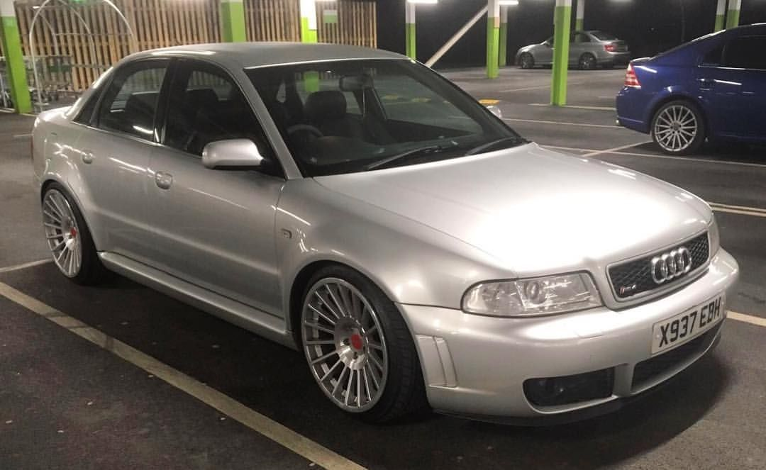 My Buddy Gilmorious Is Selling His Rare And Cool B5 S4 Widebody Rs4limo Will Come Either On Rotiform Inds Or Genuine Rs4 Wheels Rotiform Audi A4 Audi S5