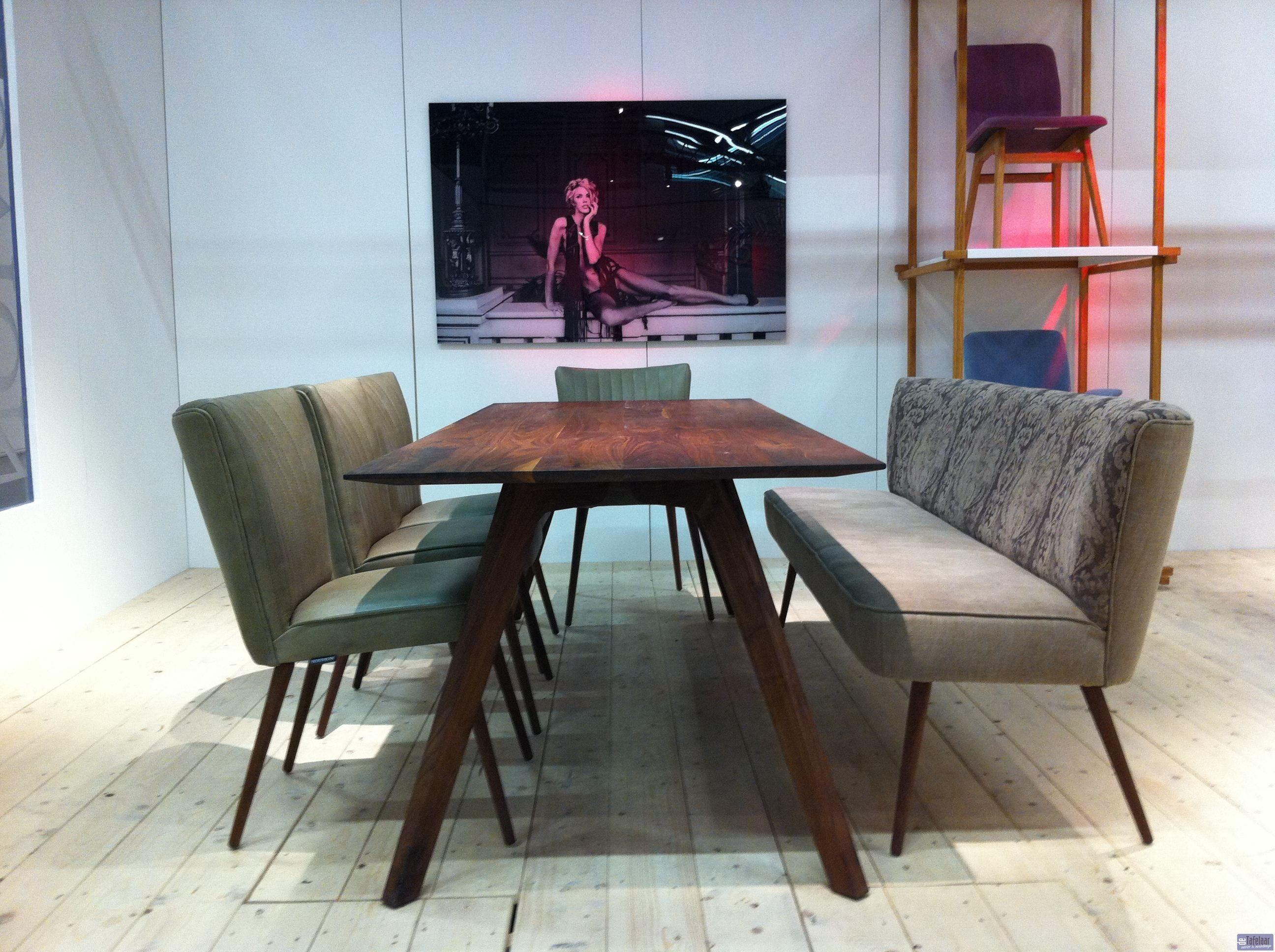 Retro tafel retro pinterest retro - Oude tafel en moderne stoelen ...
