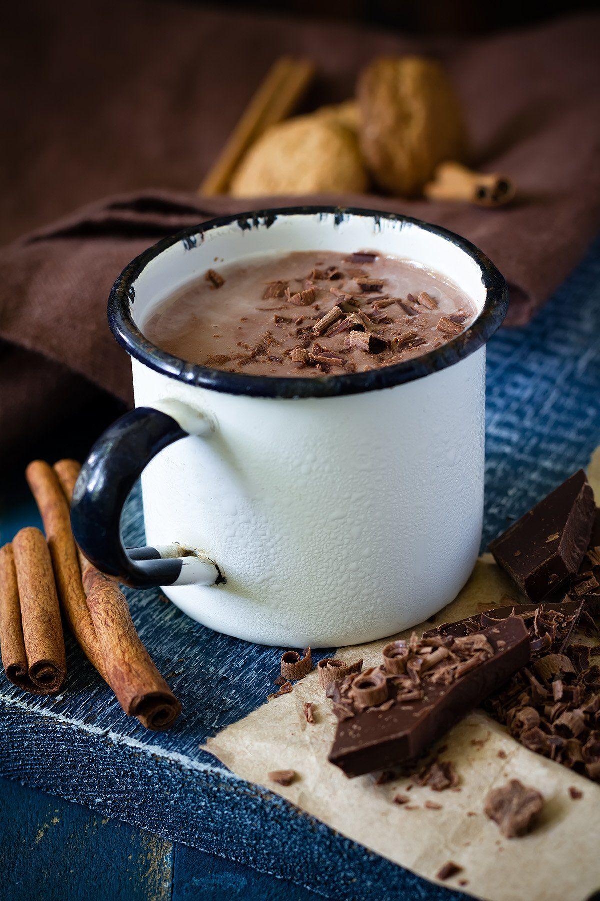 Domáca horúca čokoláda Jana Earl Fitness & Nutrition