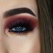 100 Stunning eye makeup ideas – beautiful eye shadow , highlight #eyeshadow #eye… - Schönheit