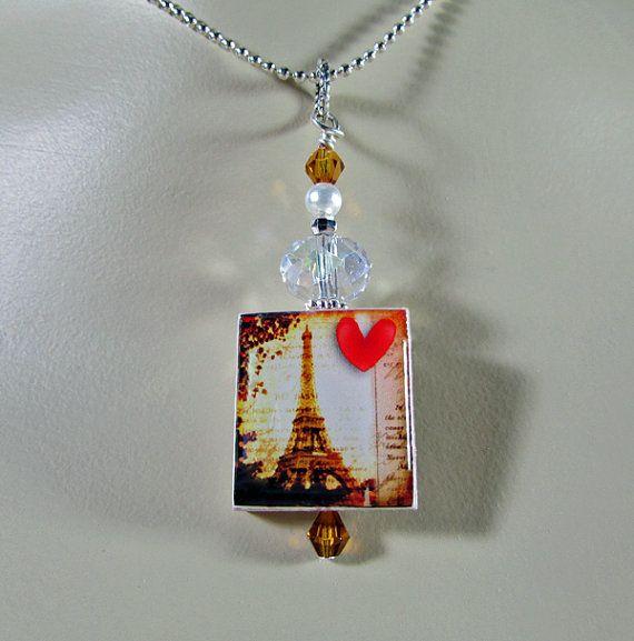 Scrabble Jewelry  Pendant  Marilyn Monroe by MaDGreenCreations, $8.95