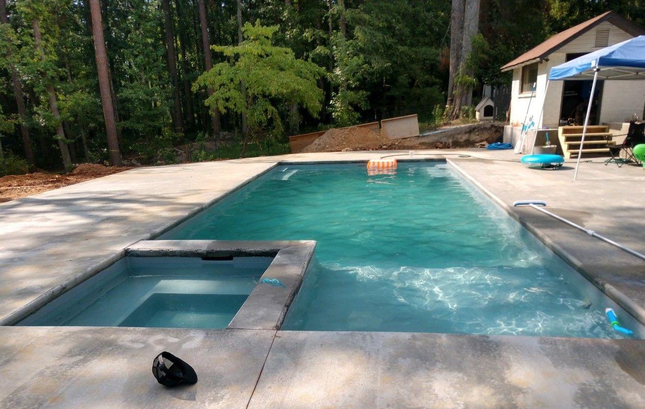 Leisure Pools Ultimate 35 In 2020 Leisure Pools Swimming Pools Inground Pool