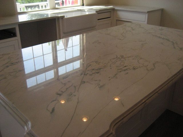 Calacatta Quartzite Worth Looking At In Person Doesn T Stain Or Etch