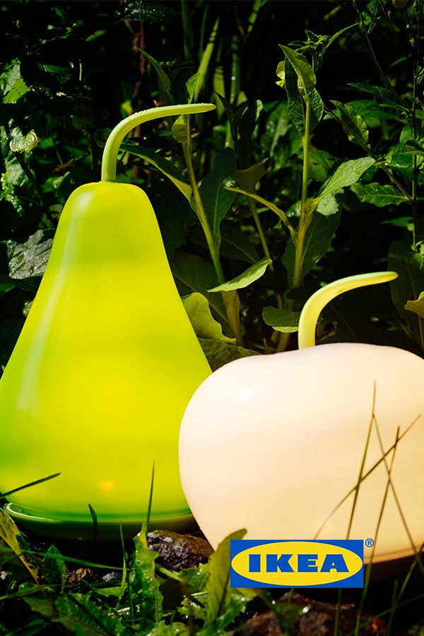 Brighten Up Your Outdoor Space With These Apple And Pear Led Solar