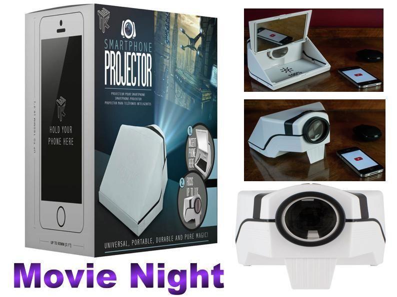 Smartphone Projector portable iphone upto 40\u0027 Projection Kids Fun