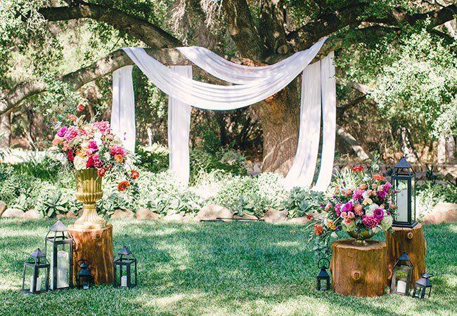 Eclectic California Wedding | Mi Belle Photogrpahy | blog.theknot.com