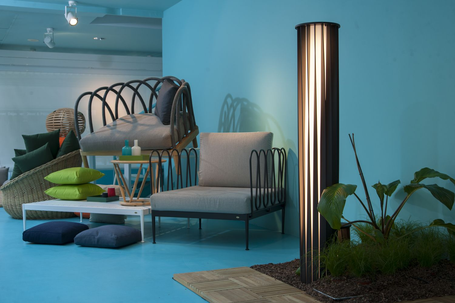 #Aton by #Unopiù . Aton's original design enhances every shadow and nuance of the #light in its fullness.