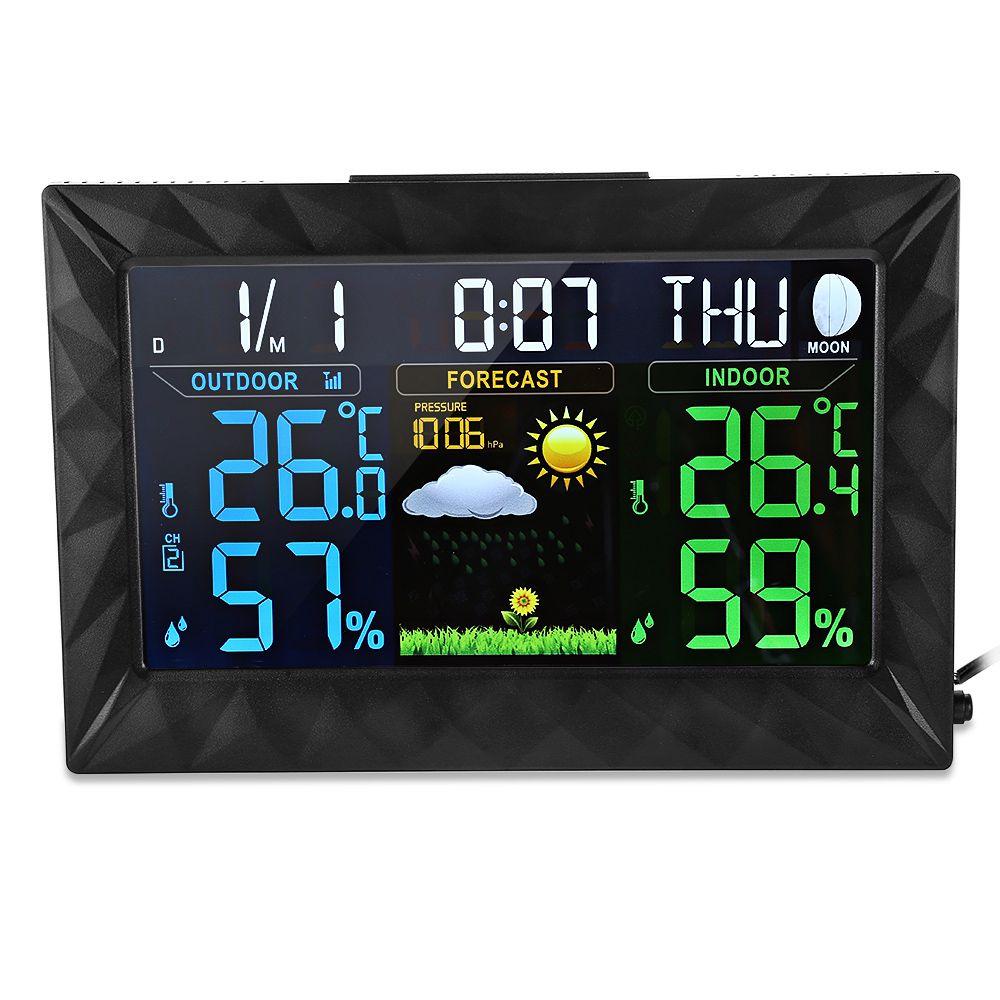 EU US Weather Station with Indoor