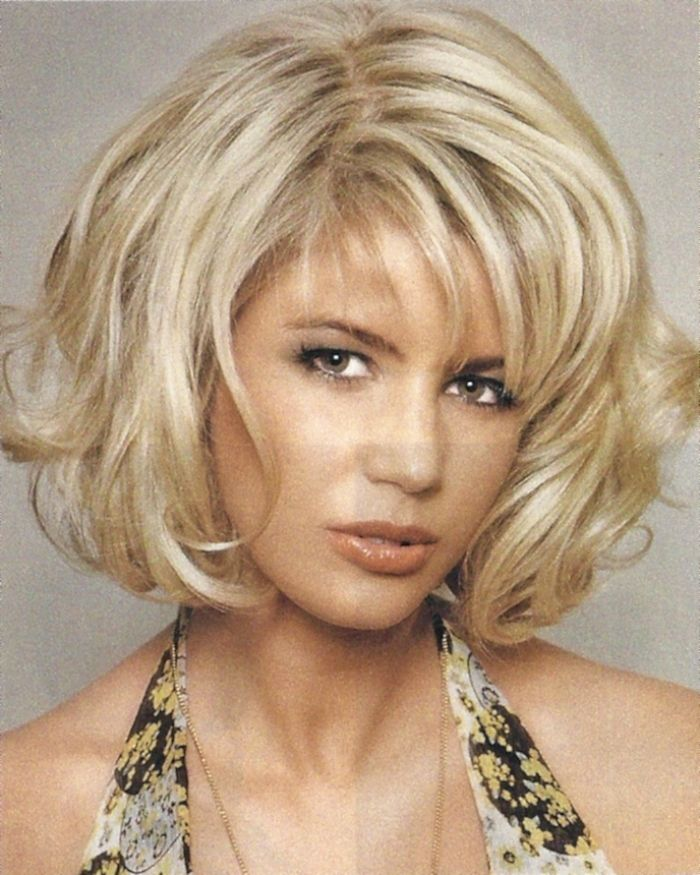 Short Hairstyles With Volume On Top