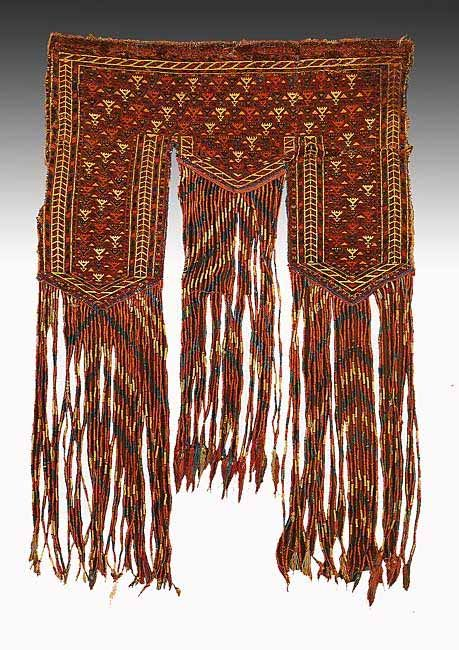 Khalyk Tekke Tribe 19th Century Private Collection Germany Via