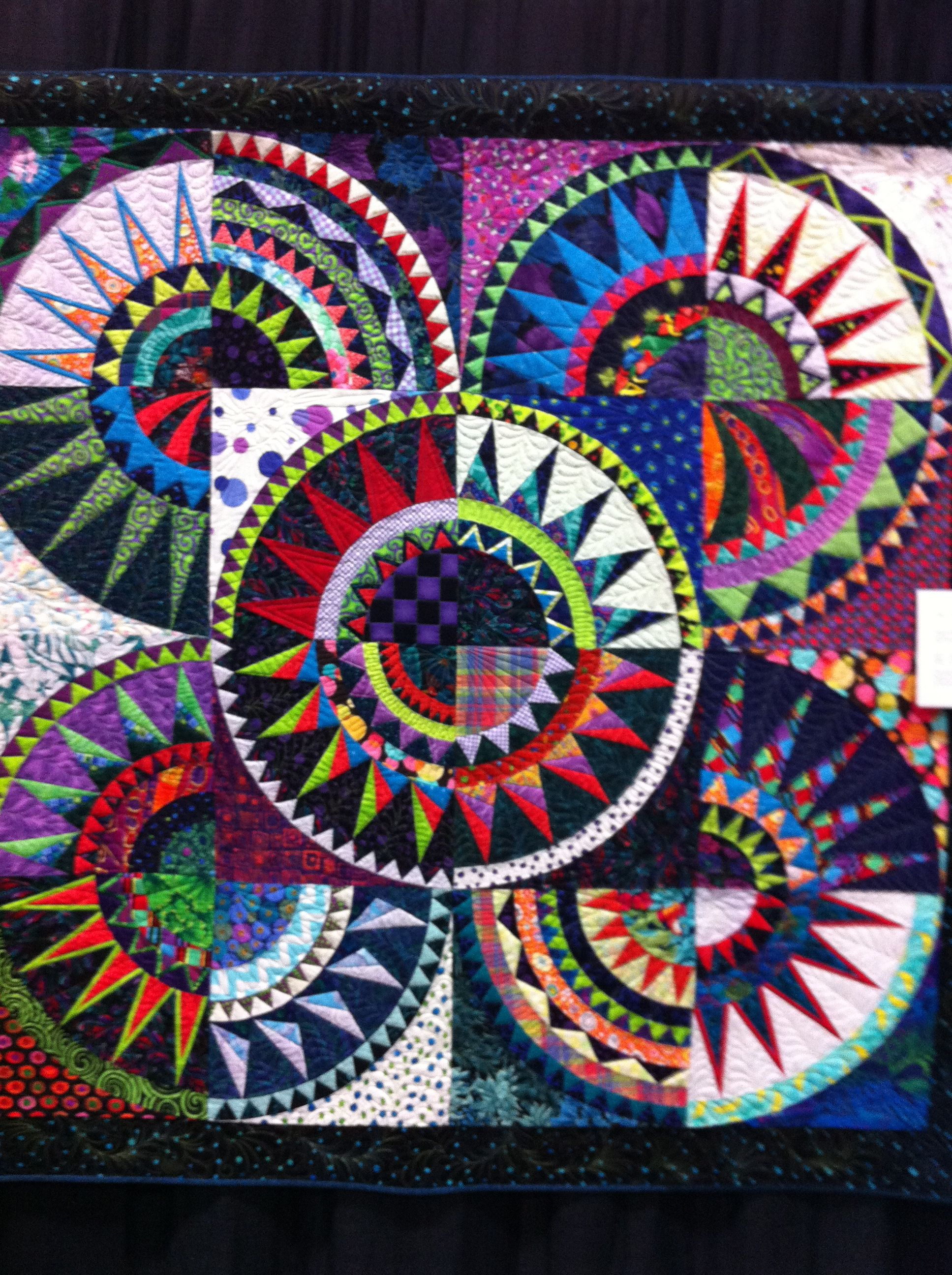 San Diego Quilt Show 9/13…one of my favorites. Sorry, didn