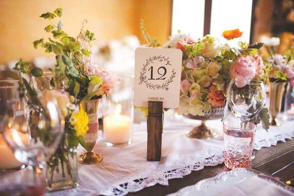 Jenna Chriss Vintage Romance Wedding