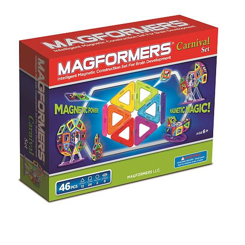 MAGFORMERS Carnival Set - Magformers - Toys