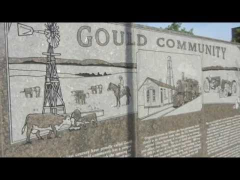 History Of Gould Oklahoma Presented By Willis Granite This Is The First In A Series Of Videos About Historical Monume Historical Monuments History Historical