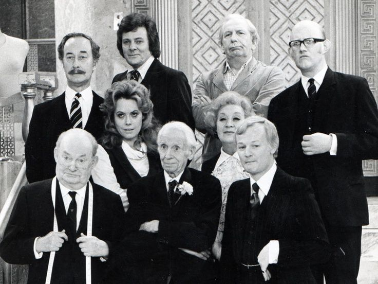 Are you being served are you being served comedy tv