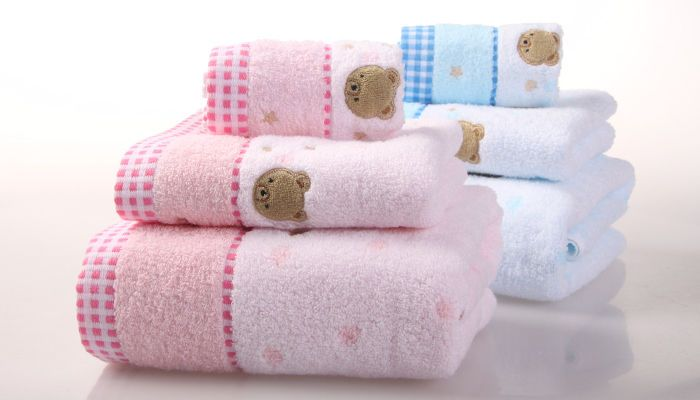 Top Brand Baby Safety Cotton Bath Towels Set Nature Soft Bath Towel Hand Towel Kids Bath Towel Baby Towel Soft Bath Towels
