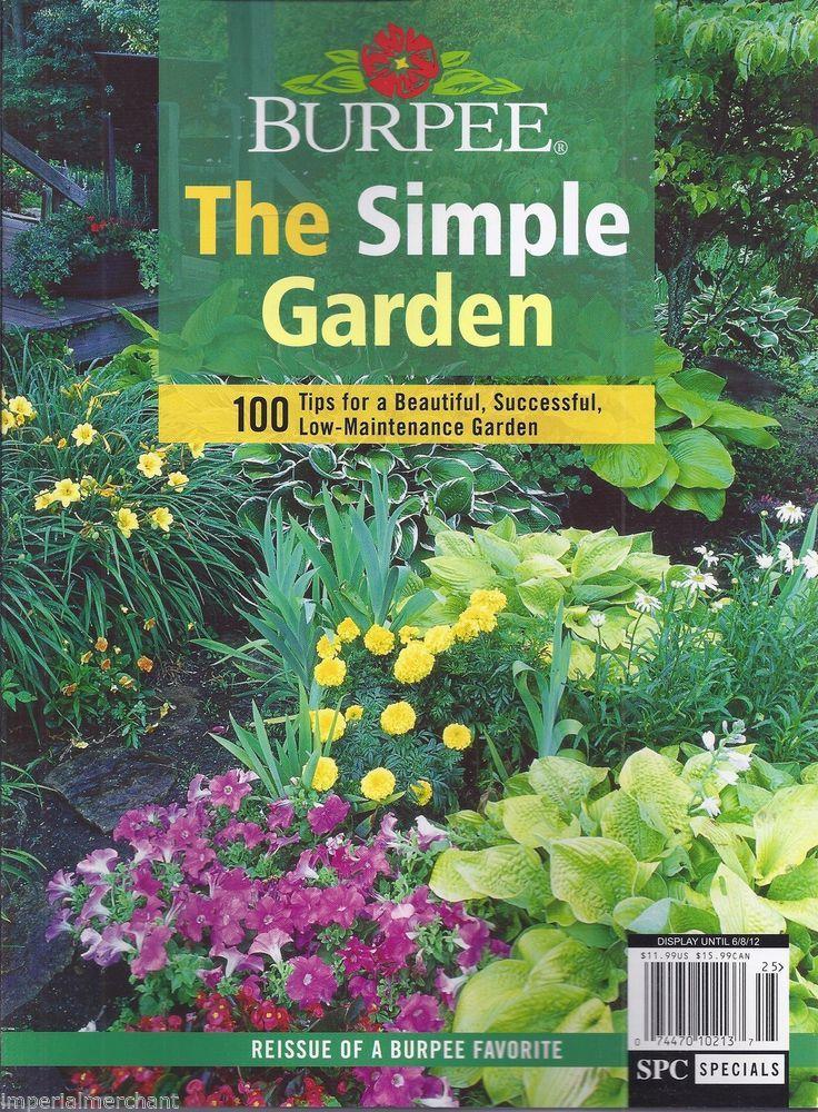 Burpee Simple Garden magazine S | Can\'t wait for Spring | Pinterest ...