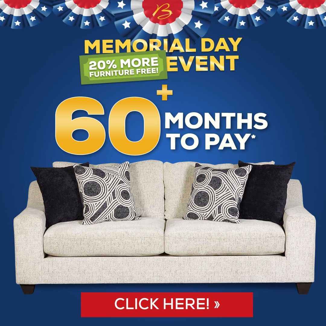 Get the furniture or mattress you want and with the bob