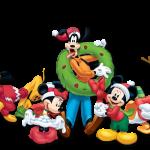 Imagem Natal Mickey e Minnie: