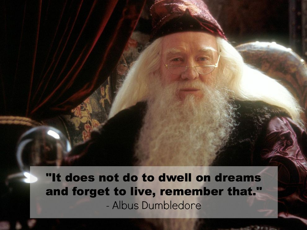 14 Profound Quotes From The Harry Potter Books Always Harry