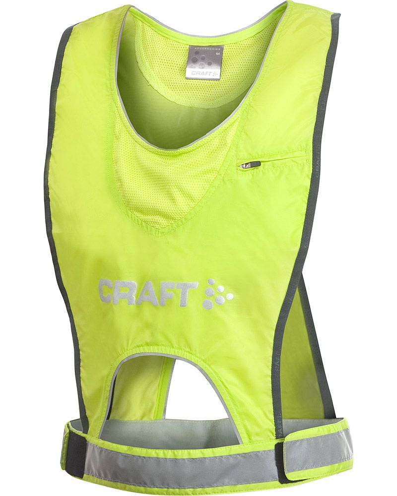 Craft Visibility Vest For Women Bike Gear Cycling Outfit