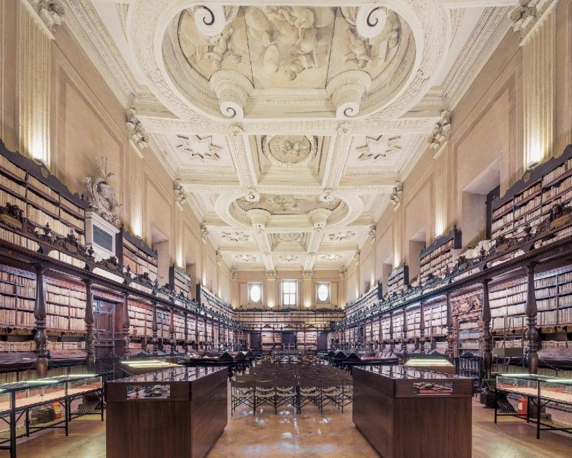 Parigi, bibliothèque Mazarine