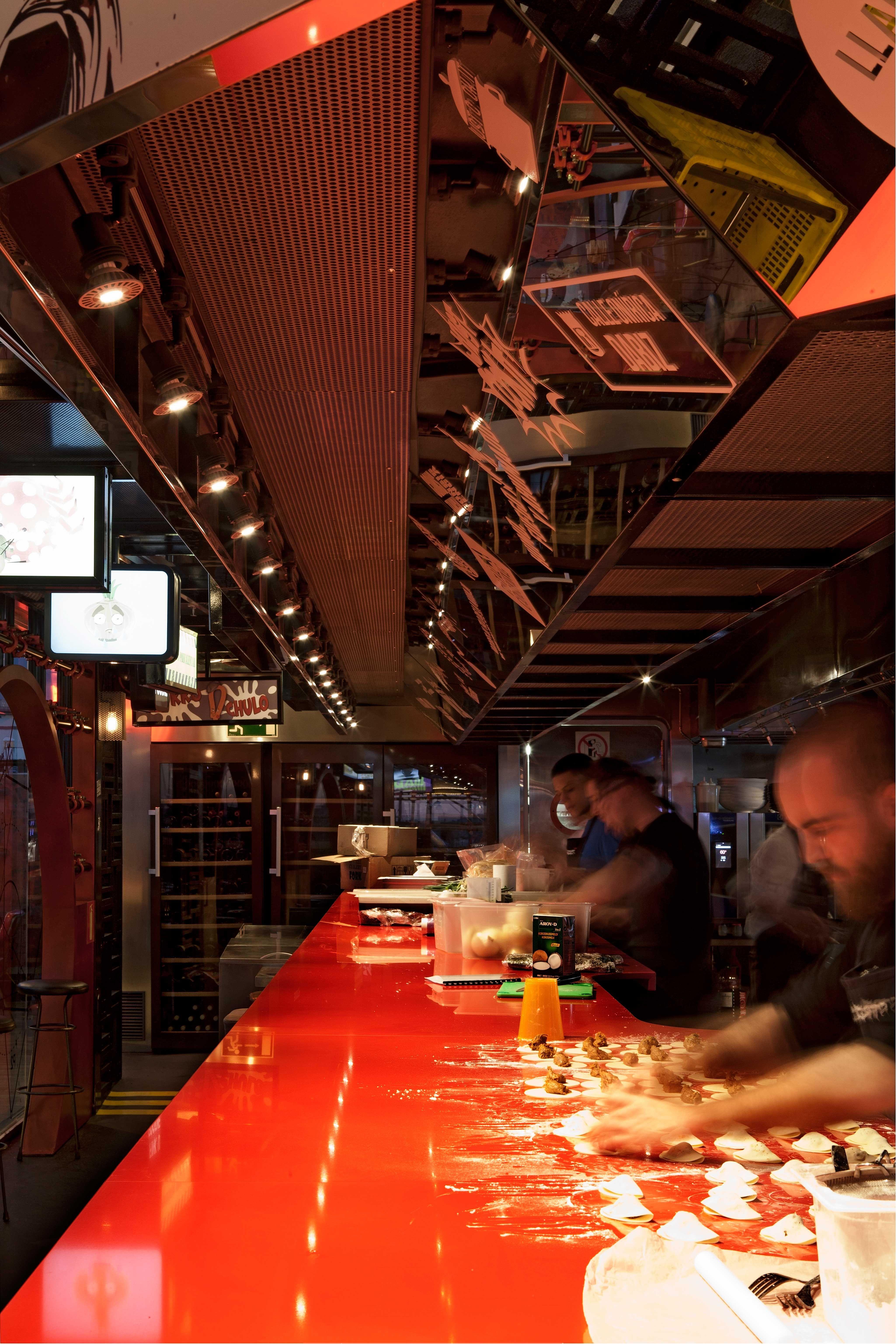 9 Ideas De Restaurante Streetxo Madrid Barrio Chino Interiorista Restaurantes