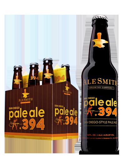 San Diego Pale Ale .394 | Craft beer labels, Pale ale, Malt beer