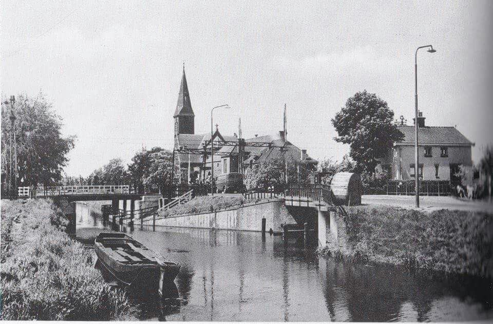 Spoorwegovergang. Nederland, Geschiedenis, Rotterdam