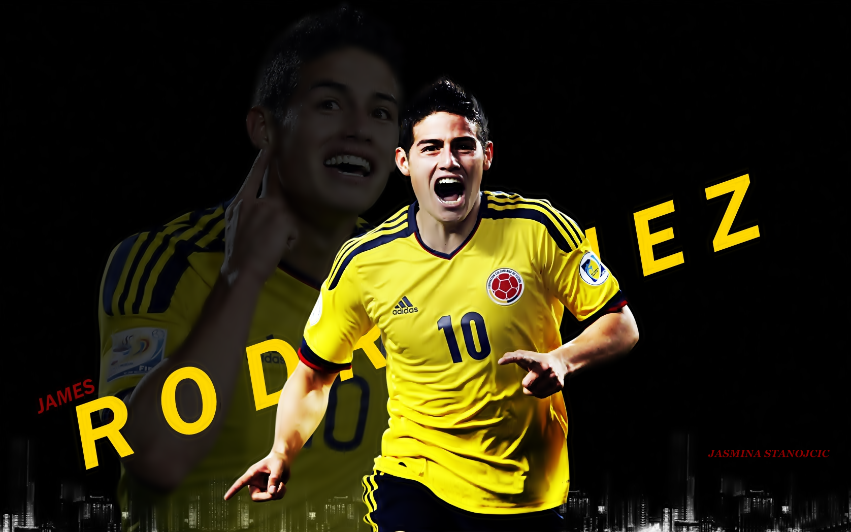 James Rodriguez Colombia Football Team Bae Pinterest