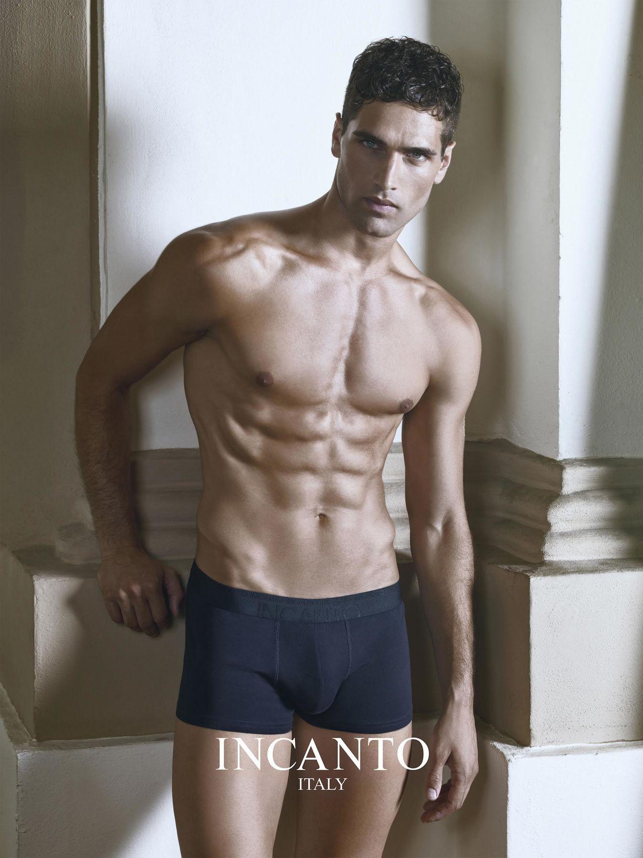 No ties management models deimante guobyte - Soul Artist Management Model Fabio Mancini Behind The Scenes For Incanto Underwear Shot By Joseph Cardo