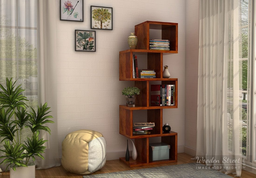 Bookshelves Are The Perfect Place For A Few Photo Showcase Travel Mementos And Flower Just Study Room Furniture Bookshelves For Small Spaces Bookshelf Design