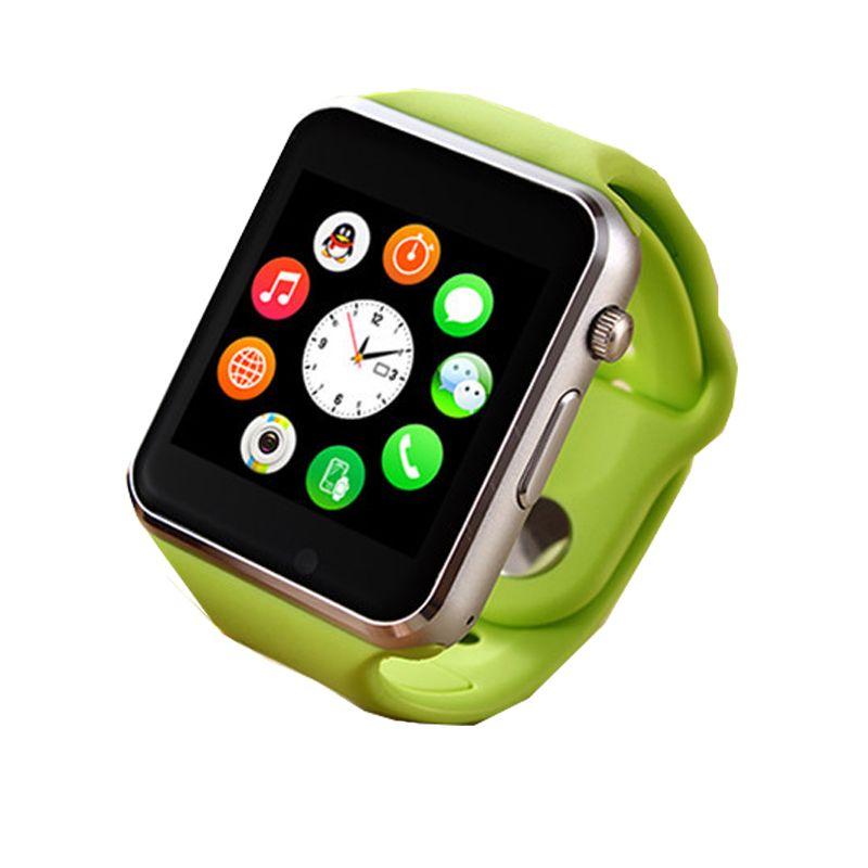 Touch Screen Smartwatch Wristband Alarm Anti Lost Watch