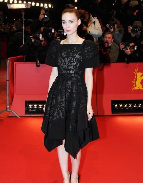 Rooney Mara in Valentino Haute Couture