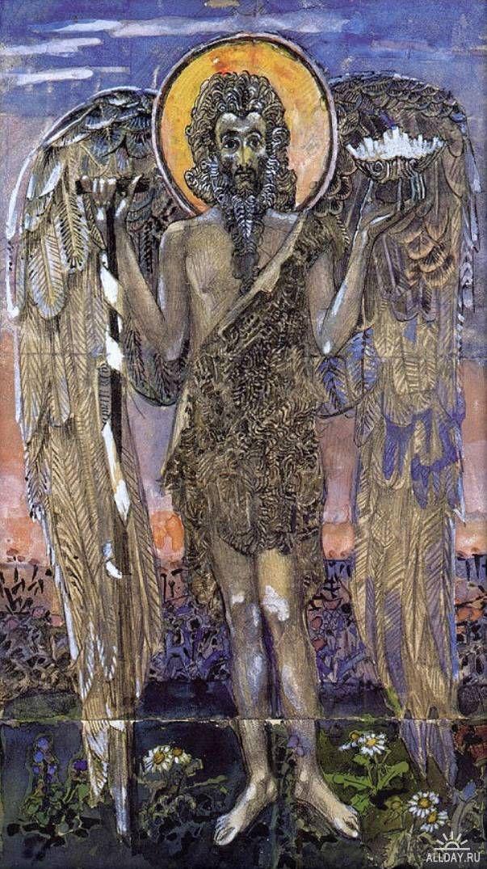 Врубель Михаил Александрович (1856-1910) | Краска ...