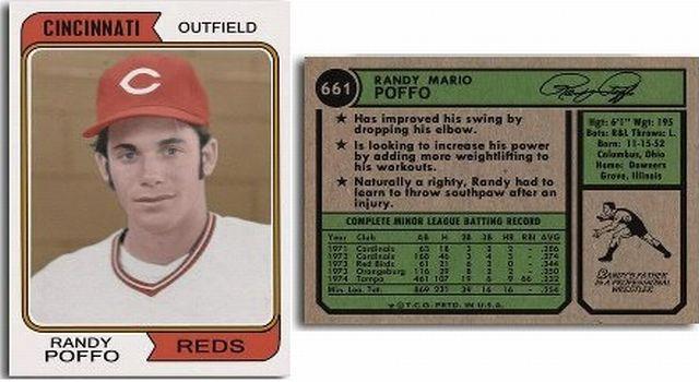 Macho Man Randy Savage Cincinnati Reds Baseball
