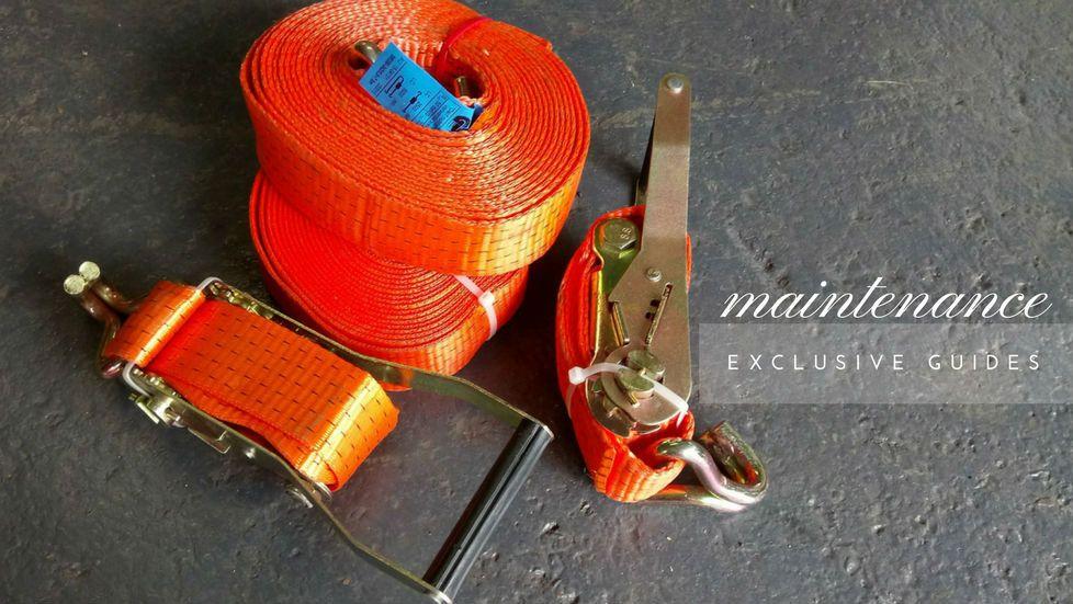 How to Properly Use a Ratchet Strap Ratchet straps