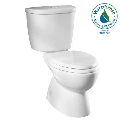 American Standard 3067316 020 Flowise Elongated Toilet Bowl