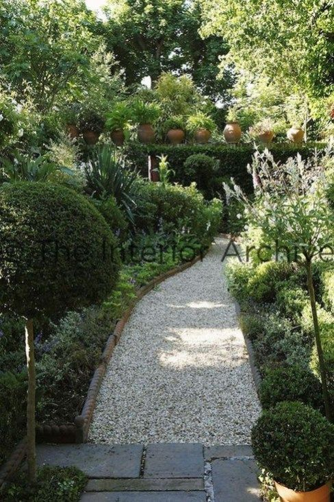 Photo of Garden In Pots Stunning Garden Path and Walkways Design to Beautify Your Garden 05